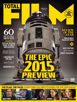 Total Film Magazine February 2015