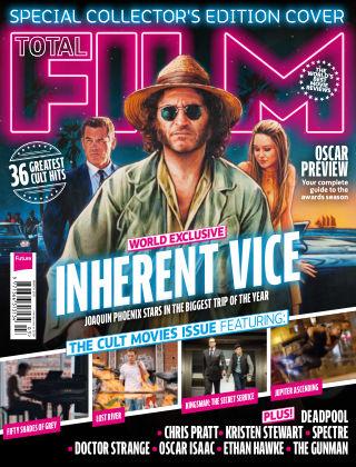 Total Film Magazine March 2015