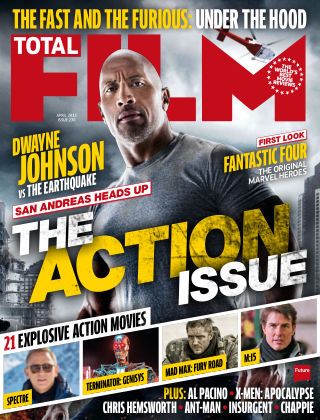 Total Film Magazine April 2015
