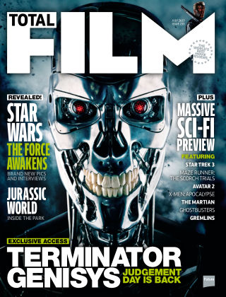 Total Film Magazine July 2015