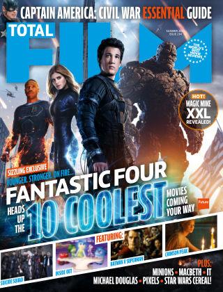 Total Film Magazine Summer 2015