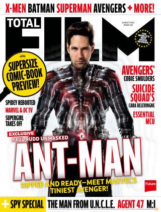 Total Film Magazine August 2015