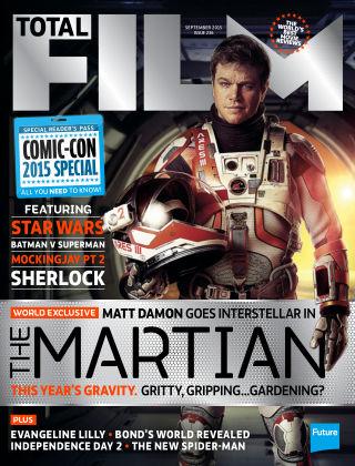 Total Film Magazine September 2015