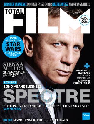 Total Film Magazine October 2015