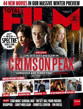 Total Film Magazine November 2015