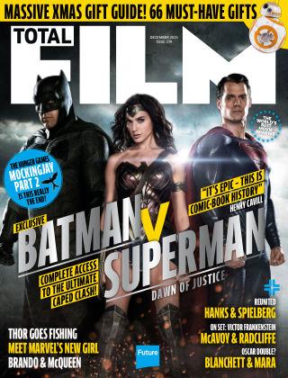 Total Film Magazine December 2015