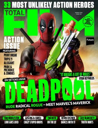 Total Film Magazine March 2016