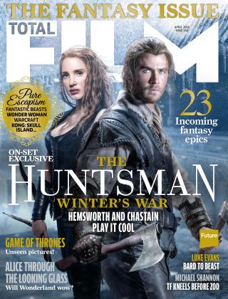 Total Film Magazine April 2016