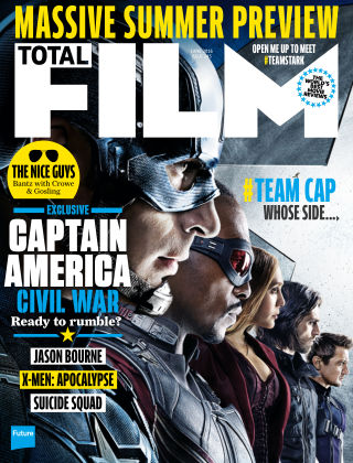 Total Film Magazine June 2016