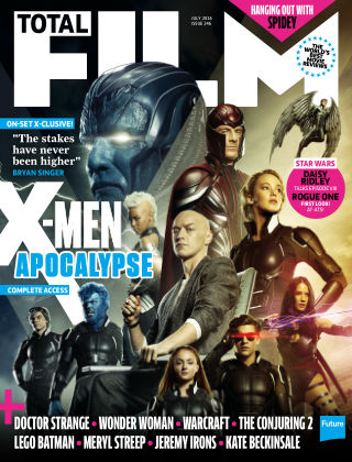 Total Film Magazine July 2016