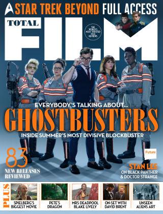 Total Film Magazine August 2016