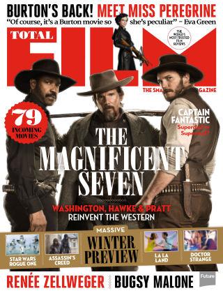 Total Film Magazine September 2016