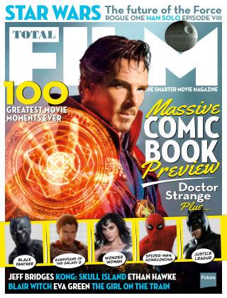 Total Film Magazine October 2016