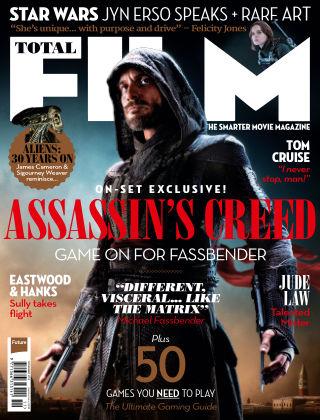 Total Film Magazine November 2016