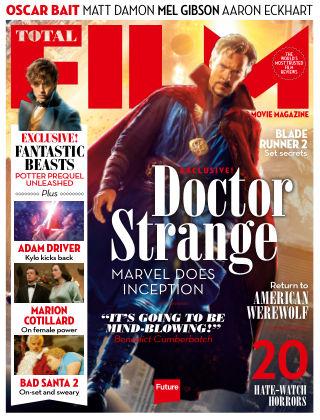 Total Film Magazine December 2016