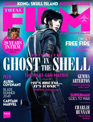 Total Film Magazine April 2017