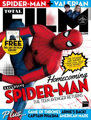 Total Film Magazine August 2017
