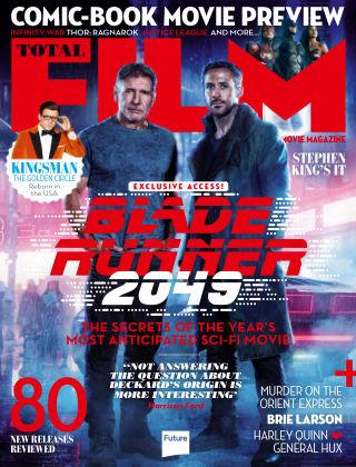 Total Film Magazine Oct 2017