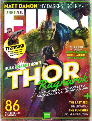 Total Film Magazine Nov 2017