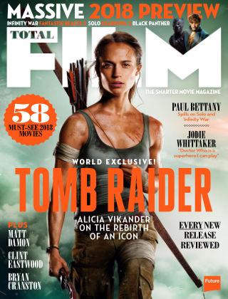 Total Film Magazine Winter 2018