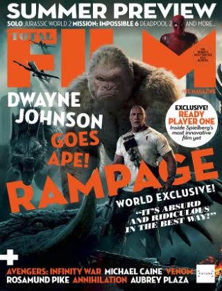 Total Film Magazine Apr 2018