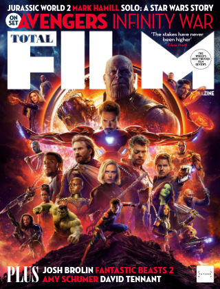 Total Film Magazine May 2018