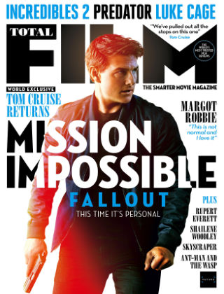 Total Film Magazine Jul 2018