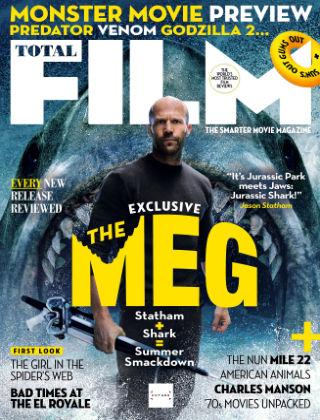 Total Film Magazine Aug 2018