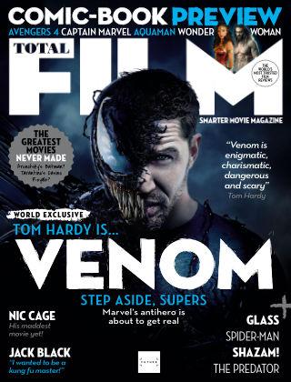 Total Film Magazine Sep 2018