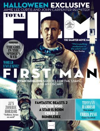 Total Film Magazine Oct 2018