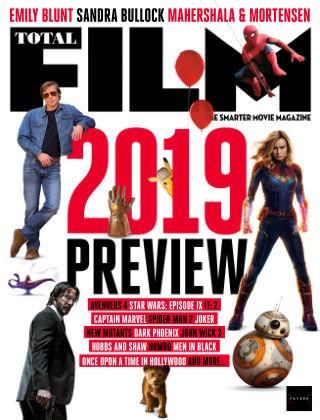Total Film Magazine Jan 2019