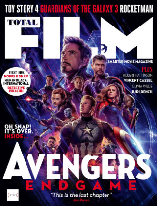 Total Film Magazine Issue 284