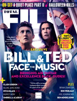 Total Film Magazine August 2020