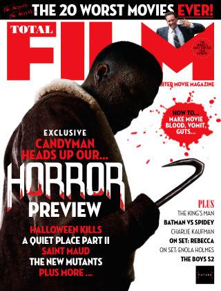 Total Film Magazine September 2020