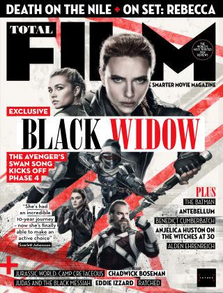 Total Film Magazine October 2020