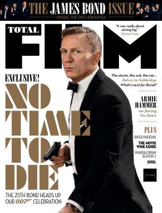 Total Film Magazine November 2020