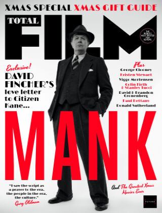 Total Film Magazine December 2020