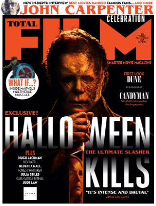 Total Film Magazine August