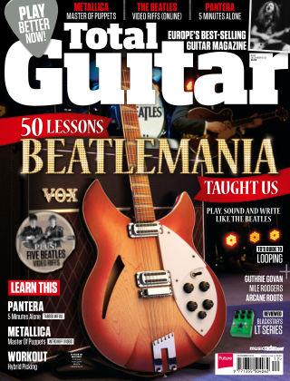 Total Guitar December 2013