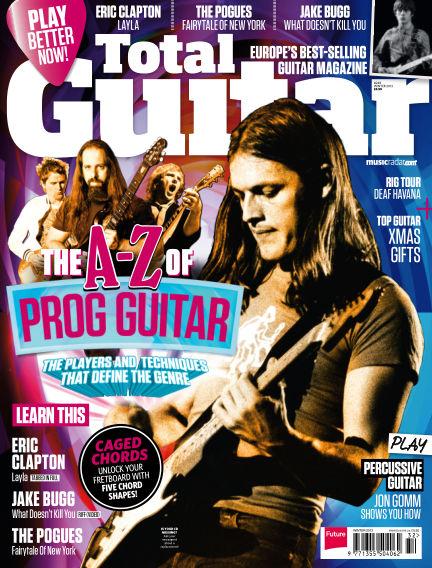 Total Guitar November 25, 2013 00:00