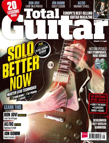 Total Guitar December 23, 2013 00:00