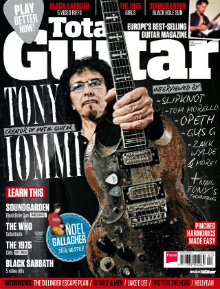 Total Guitar February 2014
