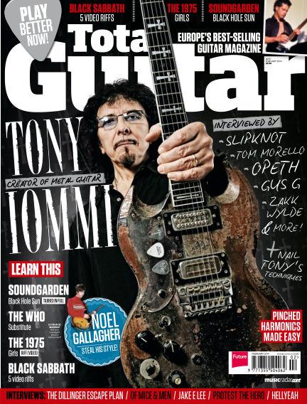 Total Guitar January 20, 2014 00:00