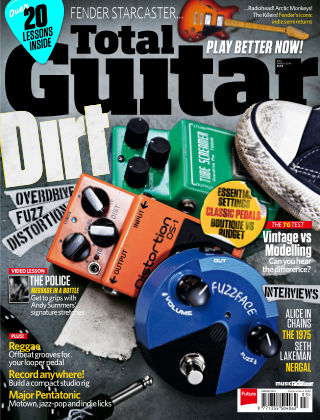 Total Guitar March 2014