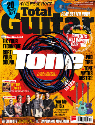 Total Guitar April 2014