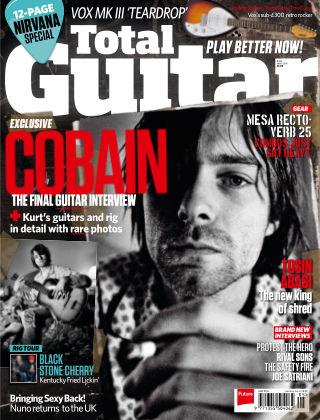 Total Guitar May 2014