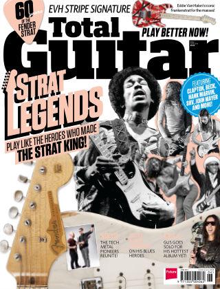 Total Guitar June 2014
