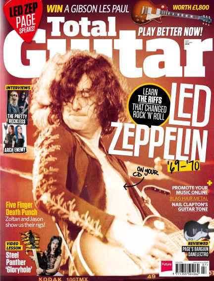 Total Guitar June 09, 2014 00:00