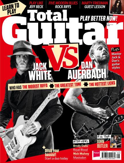 Total Guitar July 07, 2014 00:00