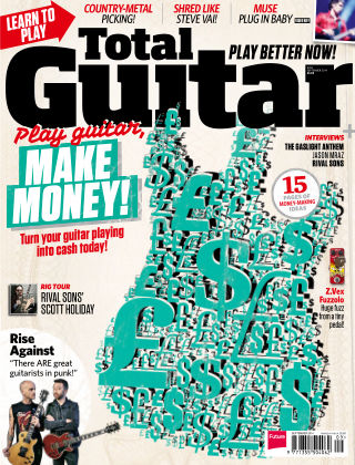 Total Guitar September 2014
